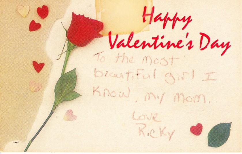 rick's card