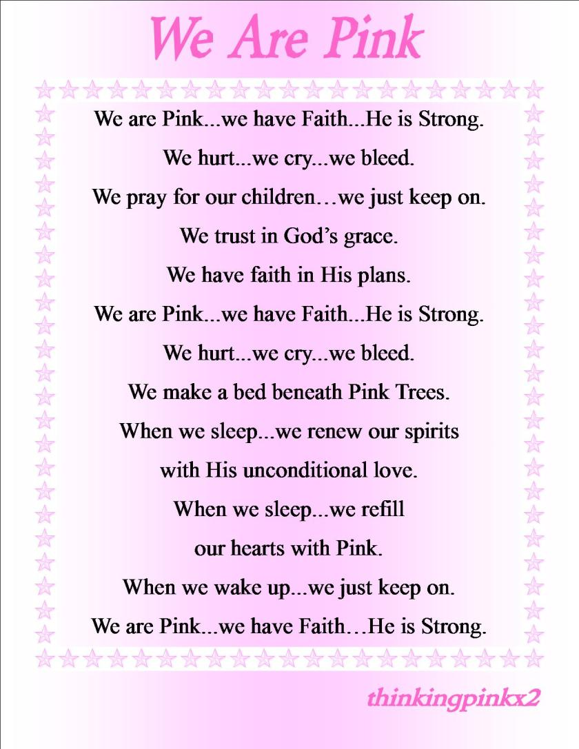 we are Pink